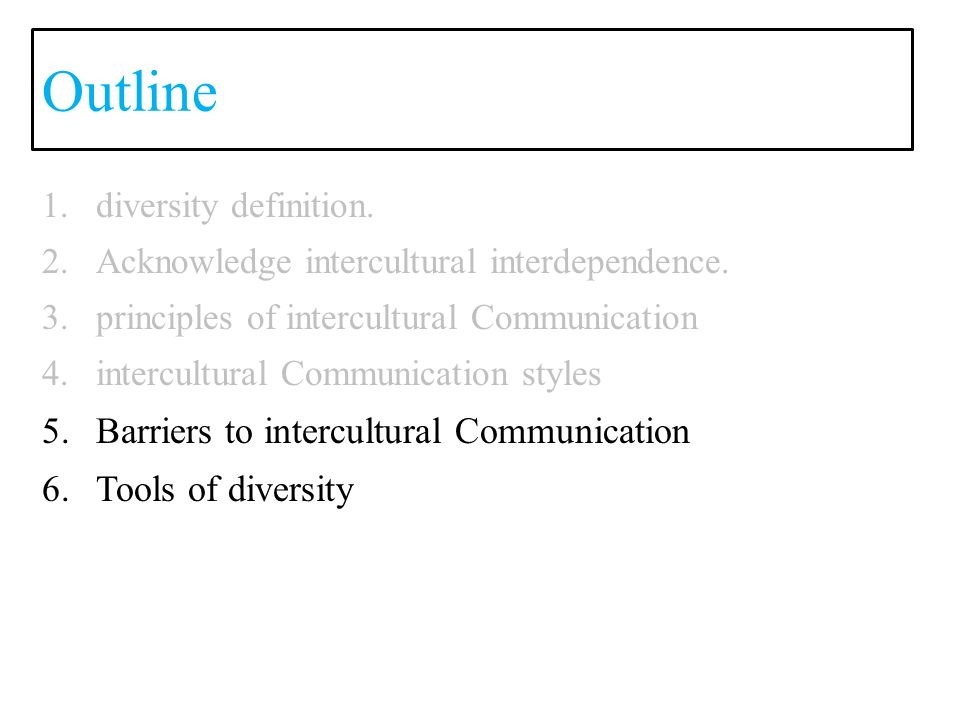 language barriers to intercultural communication 10 strategies for overcoming language barriers  ting up your own roadblocks to effective international communication 1  kate berardo is an intercultural.