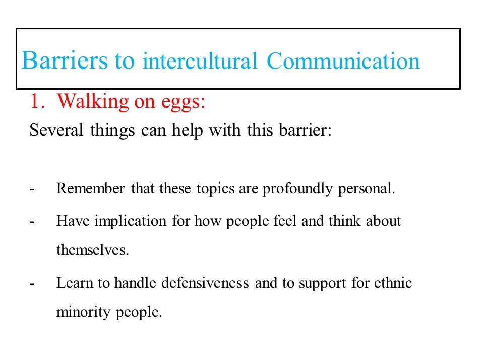 language barriers to intercultural communication A skaya) about communication and language barriers in business in russia no matter what the language of intercultural communication is coursera.