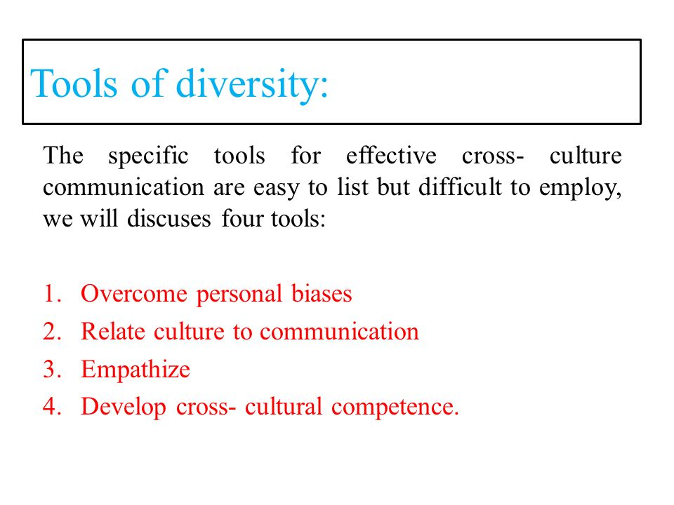 a description of the interpersonal and cross cultural communication Cross‑cultural communication & education pca description at the policy as well as at the interpersonal level.