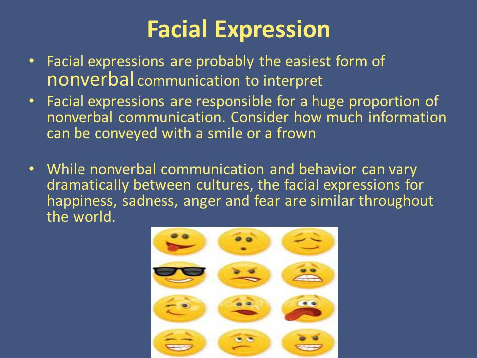 Stunning! Expression facial nonverbal Wow this