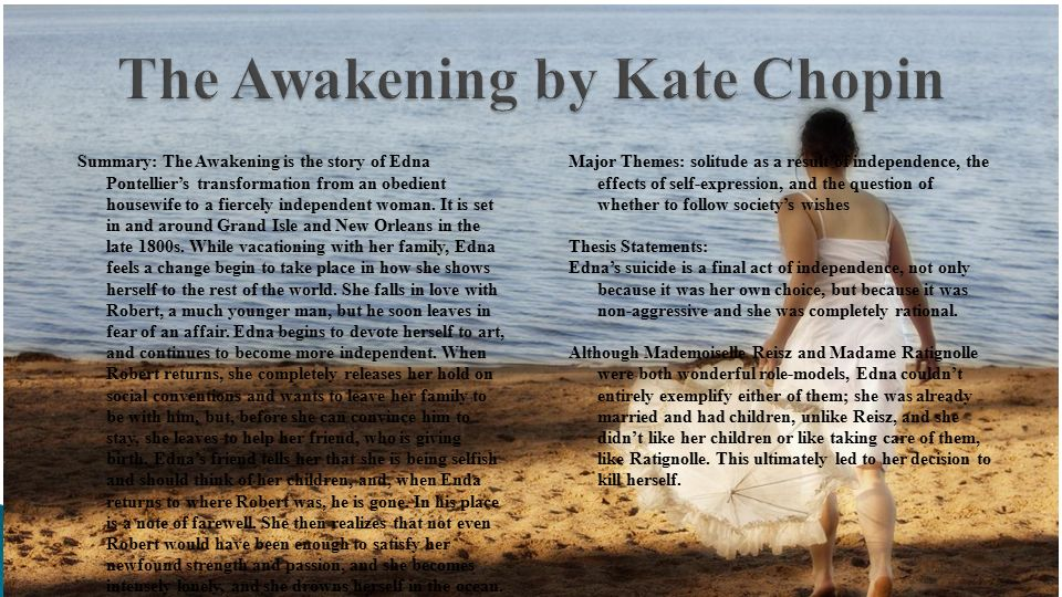 Kate Chopin - PowerPoint PPT Presentation