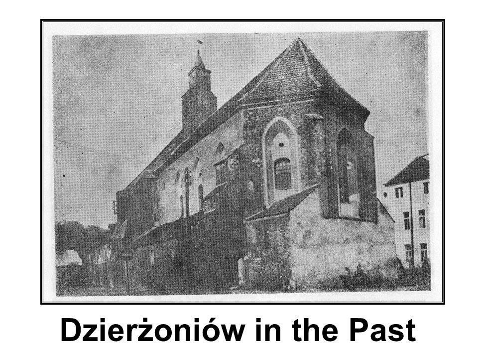 Dzierżoniów in the Past