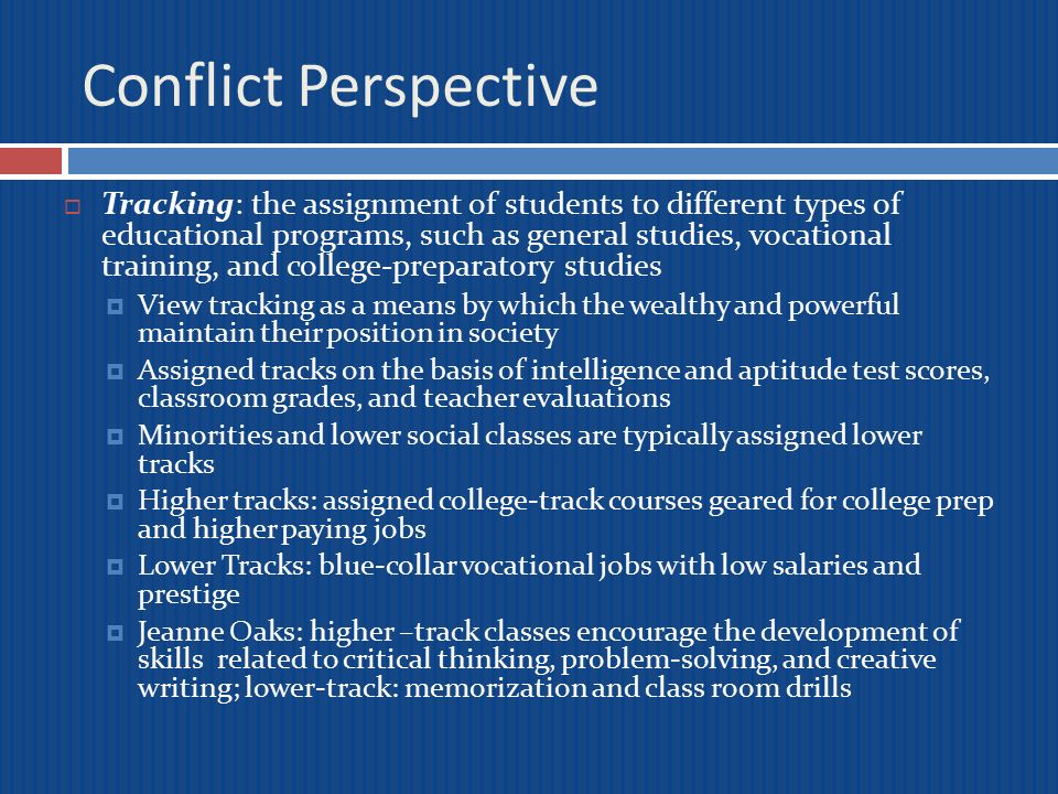 conflict perspective education essays The importance of education according to the conflict theory essay the importance of education according to the conflict theory essay of higher education essay.