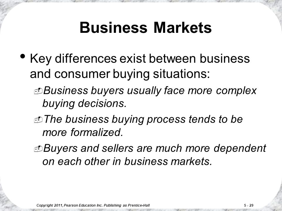 Difference Between Foyer And Hallway : Understanding consumer and business buyer behavior ppt