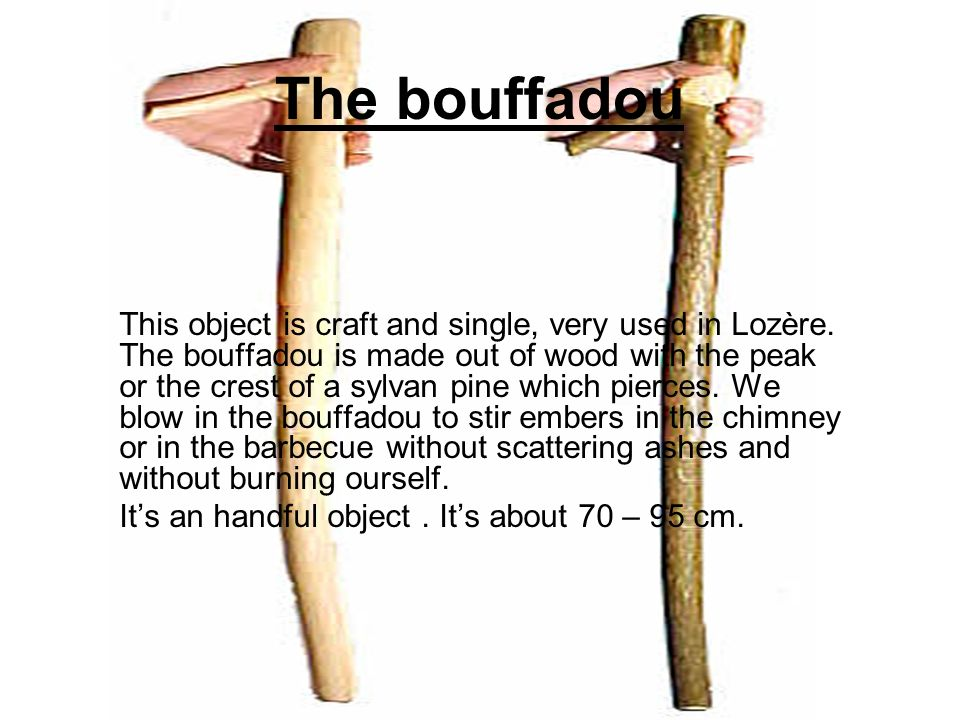 The bouffadou