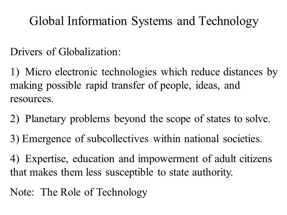 5 key drivers of globalization pdf