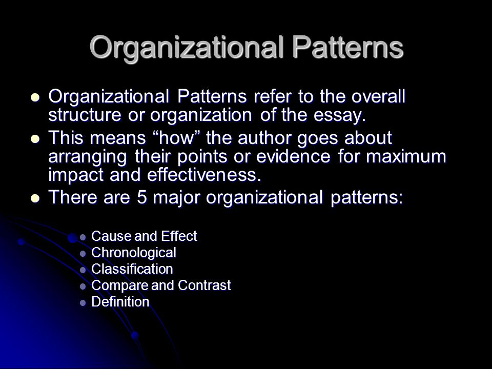 How to Compare & Contrast Organizational Structure