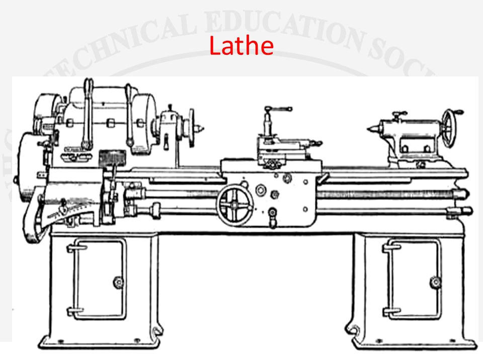 working principle of lathe machine pdf