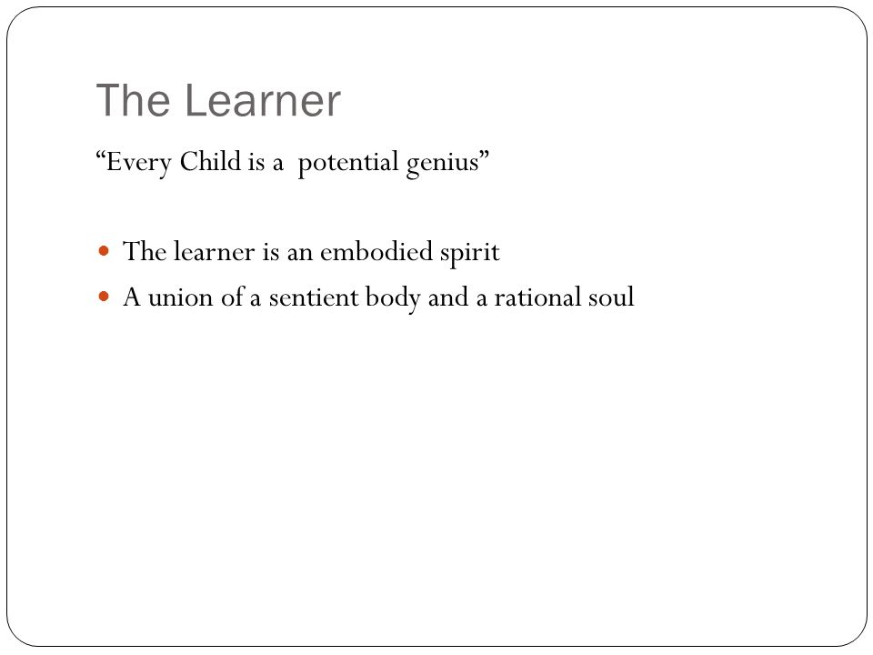 the learner as an embodied spirit G4: body and spirit learning - 2016 a collaborative interpretation by debra spielmaker on 20 june 2016 tweet comments embodied learning in.