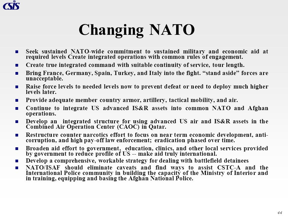 rules of engagement nato