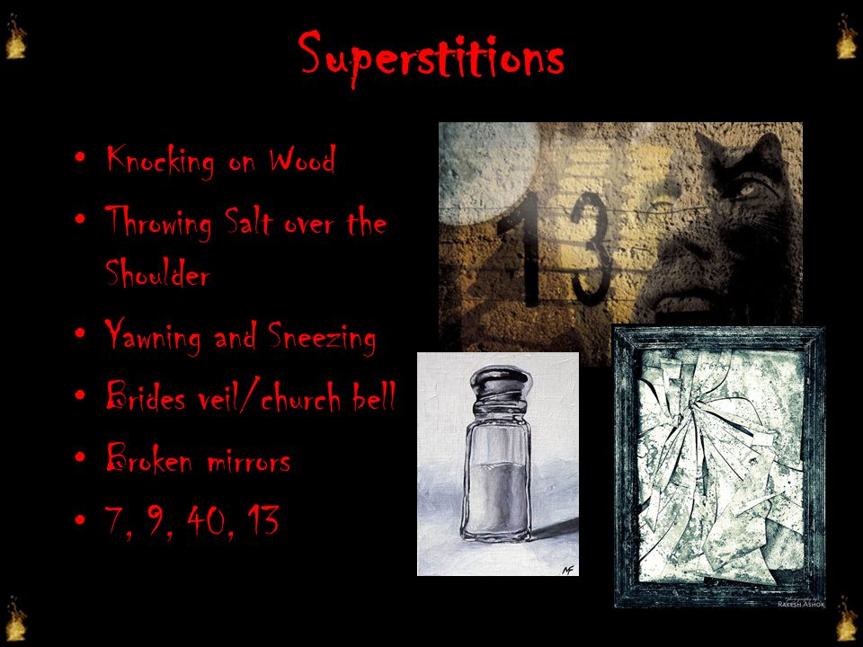 Methods Of Torture And Superstitions During The Salem