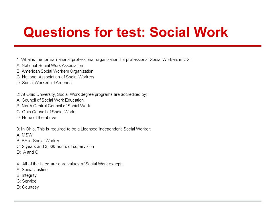core values of social workers Chapter 1 - situating ethics and values in social work practice trish hafford-letchfield and linda bell social workers are one of the core groups of professionals prominent in public life and with.