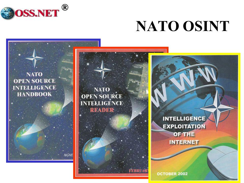 ® NATO OSINT.