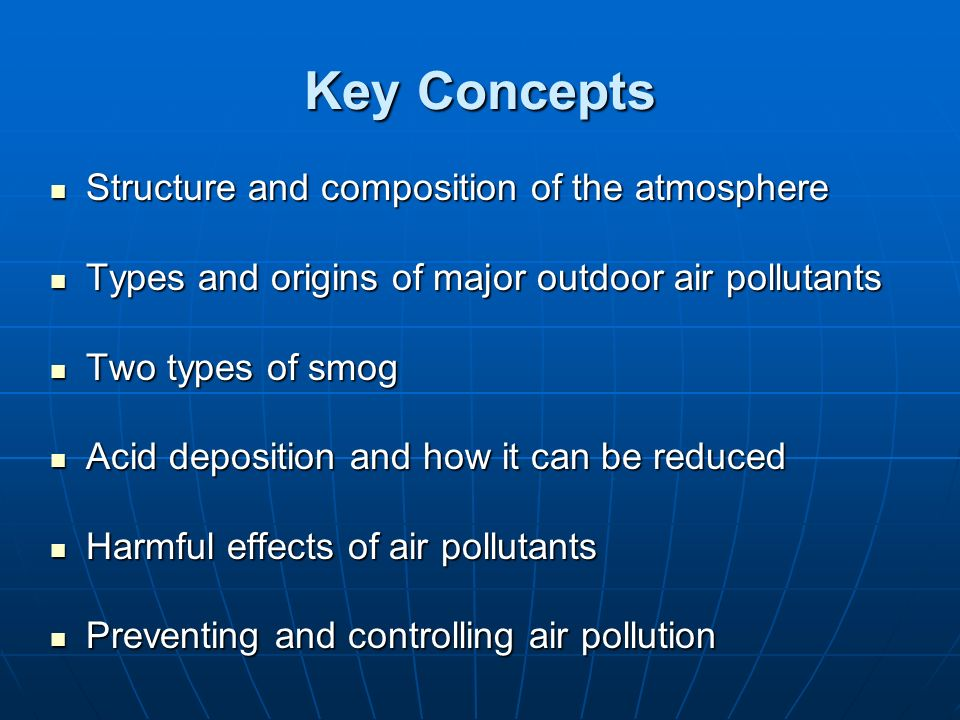 the harmful effects of air pollution Indoor air pollution is experienced through contamination of air in indoor areas from air pollutants arising from gases and particles compared to the commonly known outdoor air pollution, indoor air pollution is more dangerous.