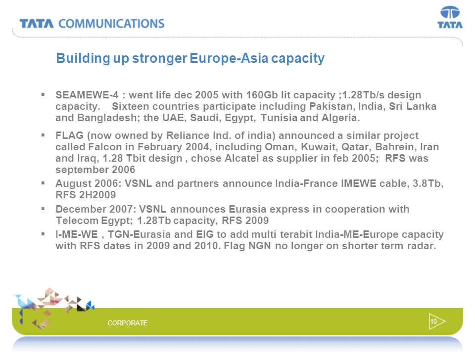 Building up stronger Europe-Asia capacity
