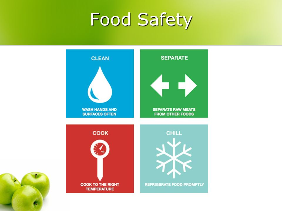 food nutrition and safety Career options home / manage my restaurant / food & nutrition / food  safety  promote your restaurant's dedication to food safety to successfully  execute.