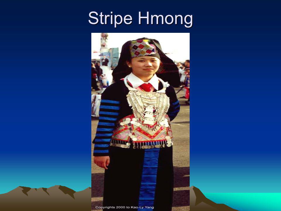 Stripe Hmong