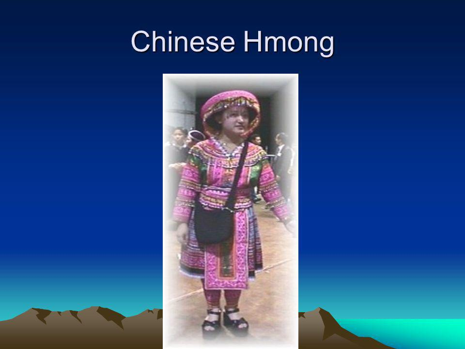Chinese Hmong