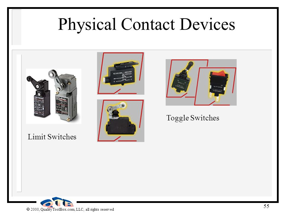 Physical Contact Devices