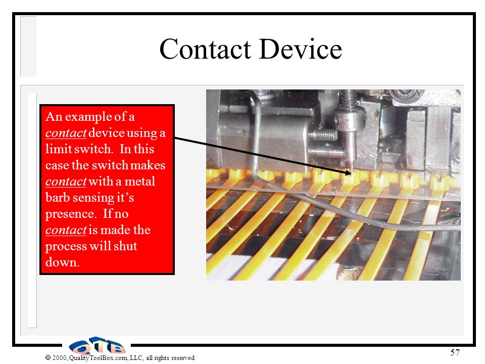 Contact Device