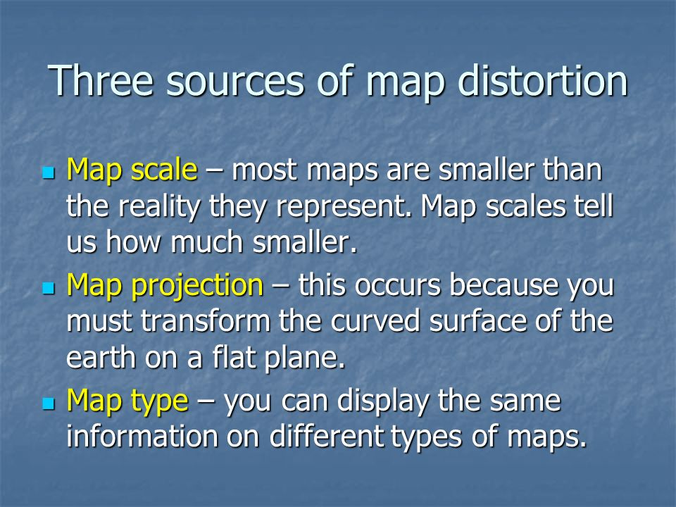 Maps Ppt Video Online Download - What do the different types of maps tell us