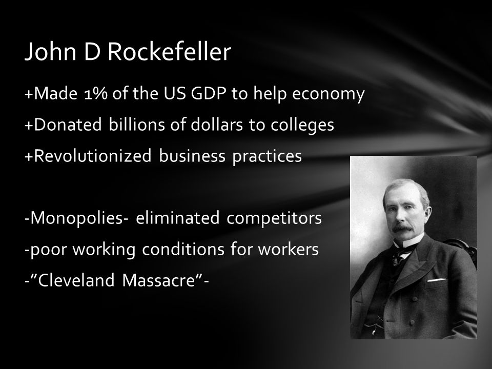 Industrialization unit ppt video online download for Tarbell family foundation