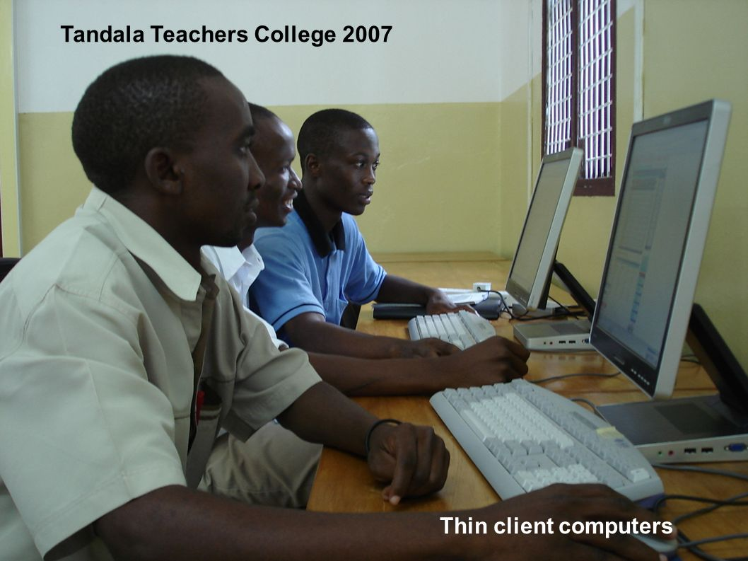 Tandala Teachers College 2007