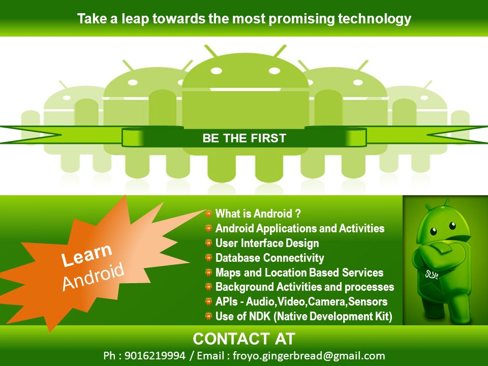 Take a leap towards the most promising technology