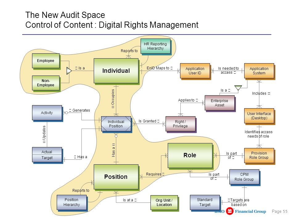 The New Audit Space Control of Content : Digital Rights Management