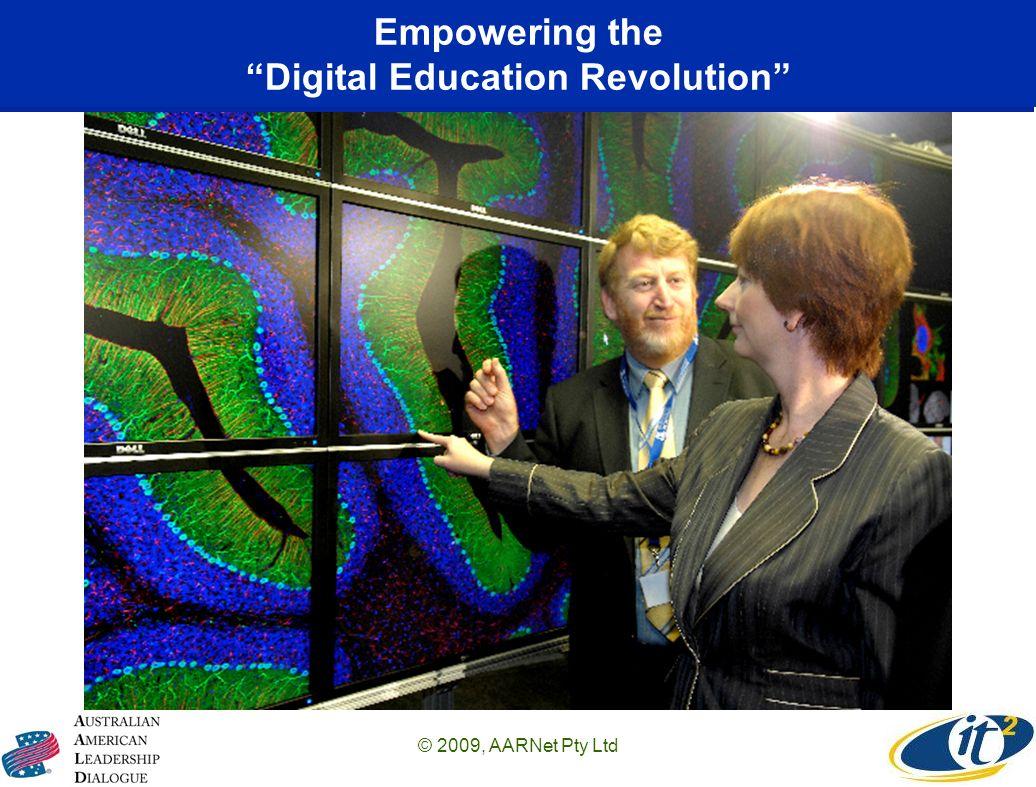 Empowering the Digital Education Revolution