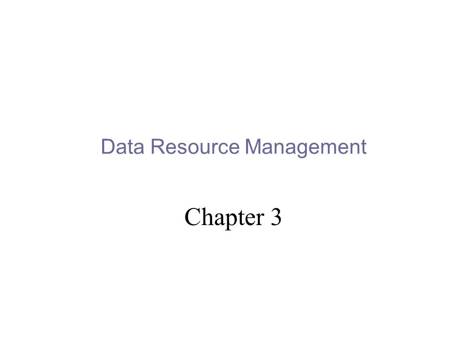 data resource management This microsoft access based human resource management system (hrms) software is designed for small and medium sized business this powerful and easy to use hrms.