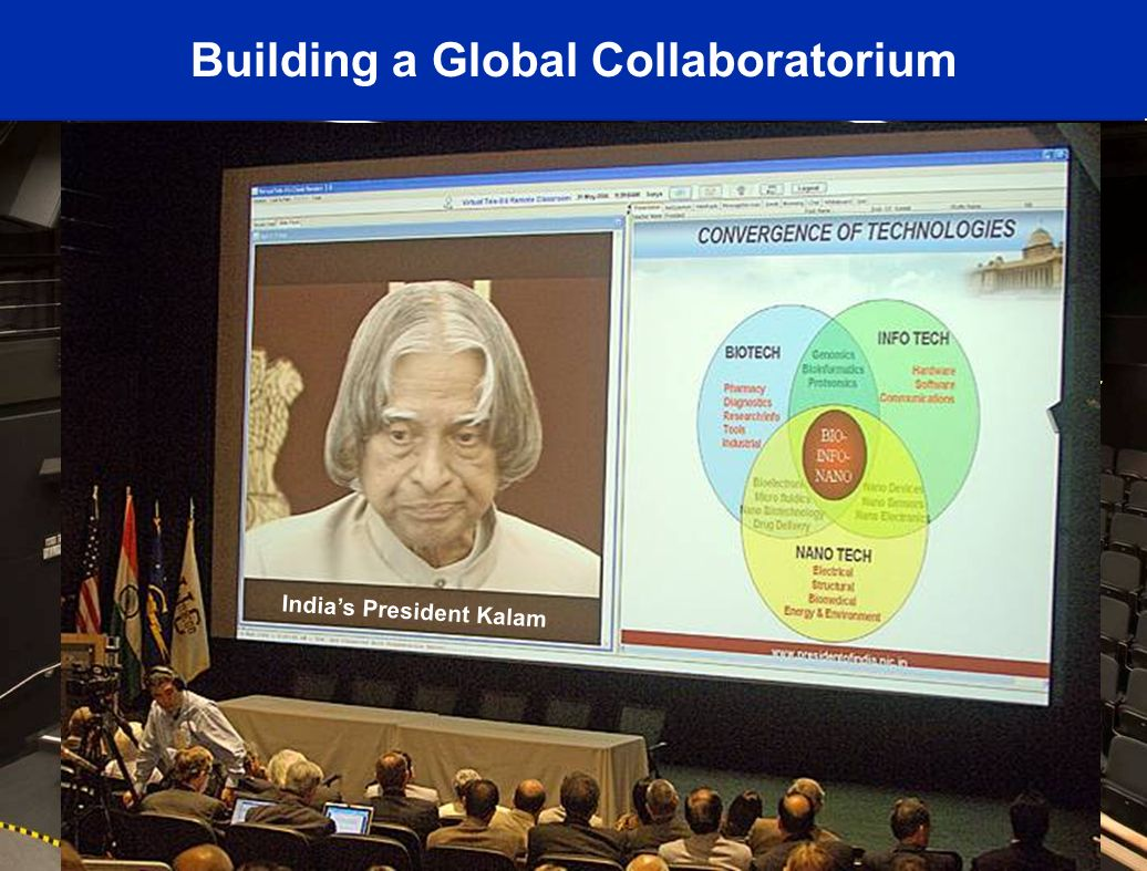 Building a Global Collaboratorium