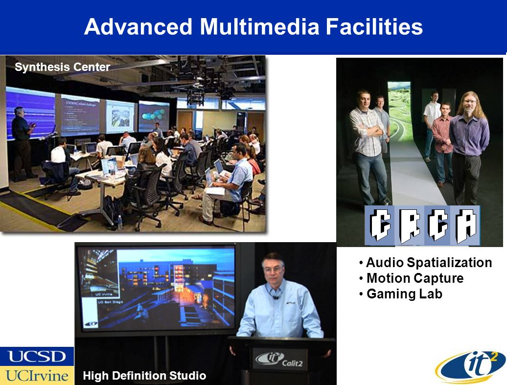 Advanced Multimedia Facilities