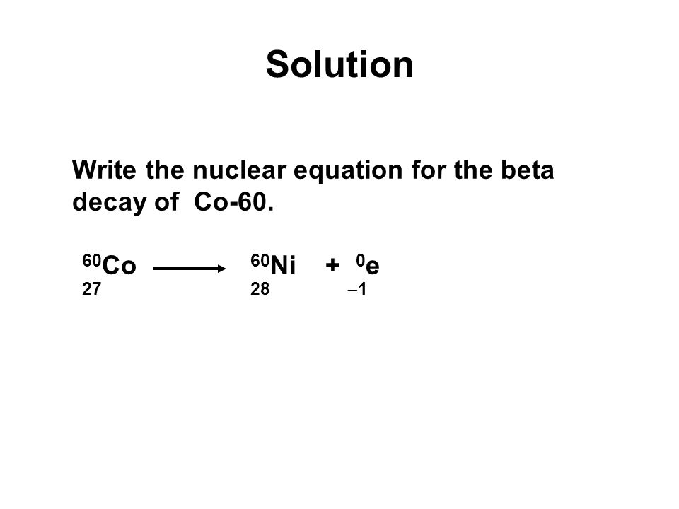 How does carbon 14 decay?