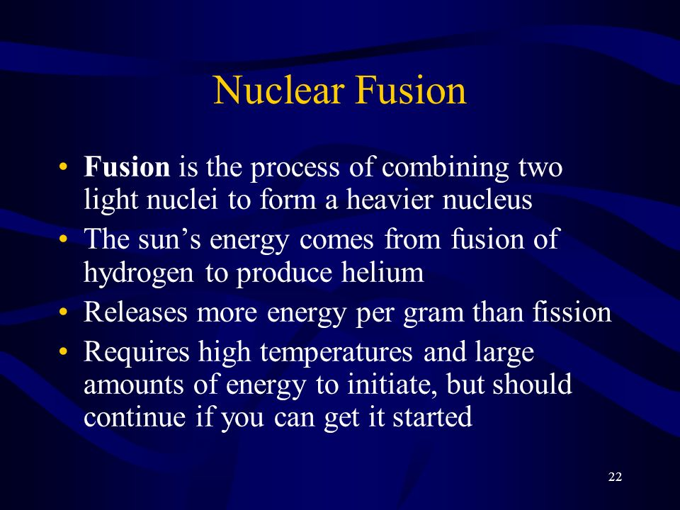 Nuclear Reactions Chapter ppt download