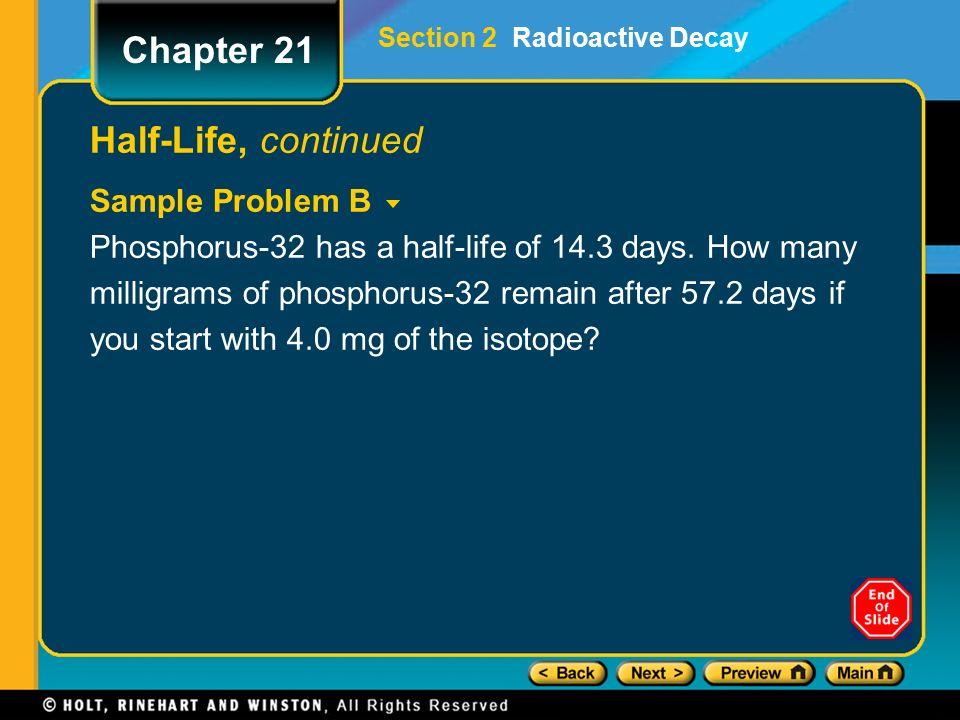 Chapter 21 Lesson Starter - ppt download