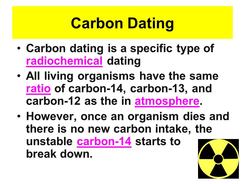 what year was carbon dating first introduced As a rule, carbon dates are younger than calendar dates: a bone carbon-dated to 10,000 years is around 11,000 years old, and 20,000 carbon years roughly equates to 24,000 calendar years.