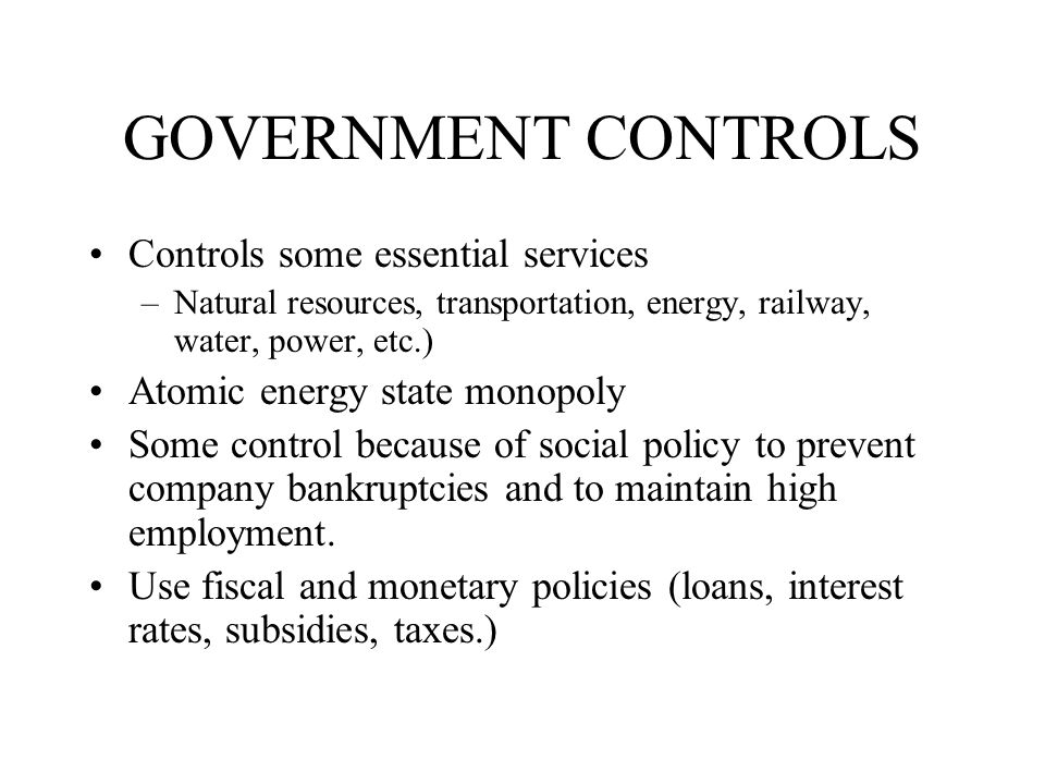 the use of fiscal policies by the government Fiscal policy is a broad term used to refer to the tax and spending policies of the federal government fiscal policy decisions are determined by the congress and the administration the federal reserve plays no role in determining fiscal policy.