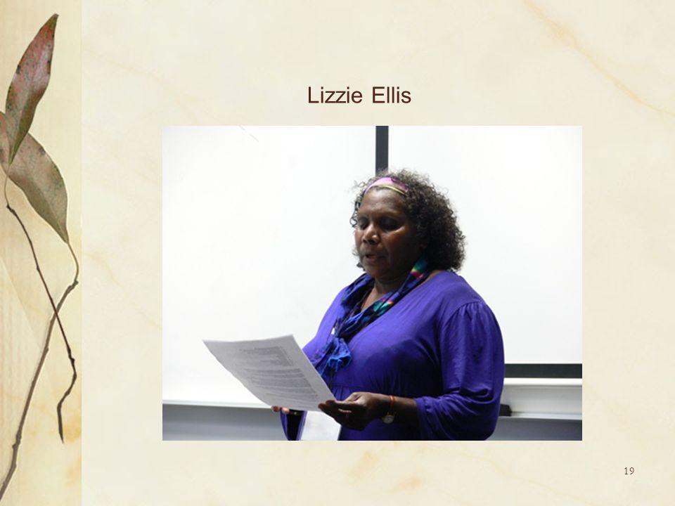 Lizzie Ellis
