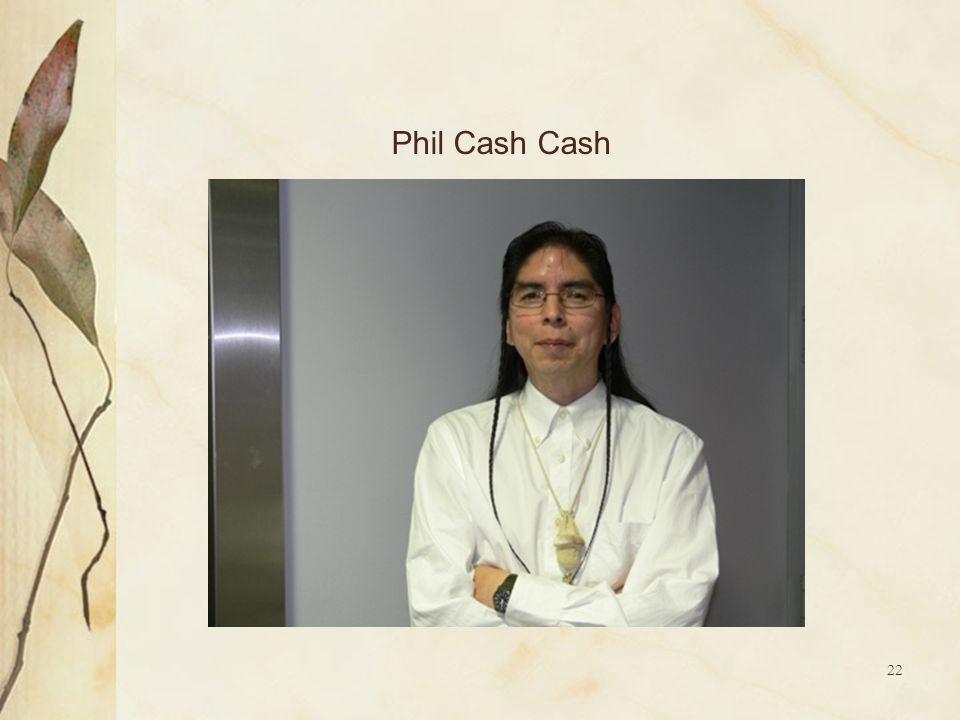 Phil Cash Cash