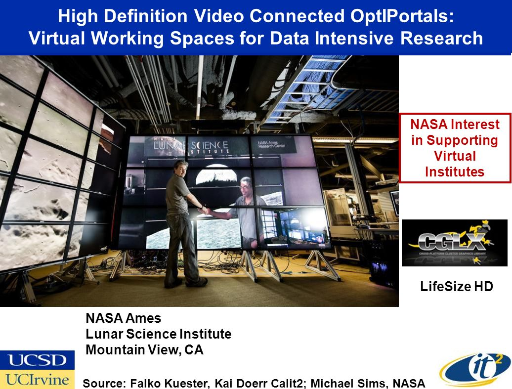 NASA Interest in Supporting Virtual Institutes
