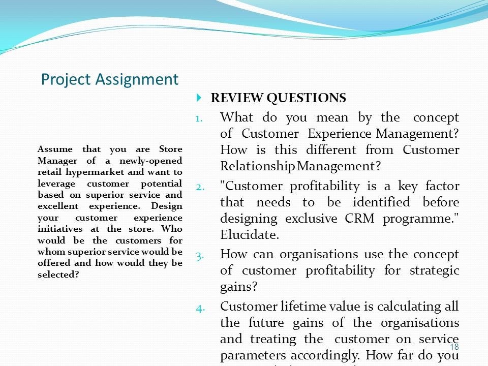 project management assignment questions pdf