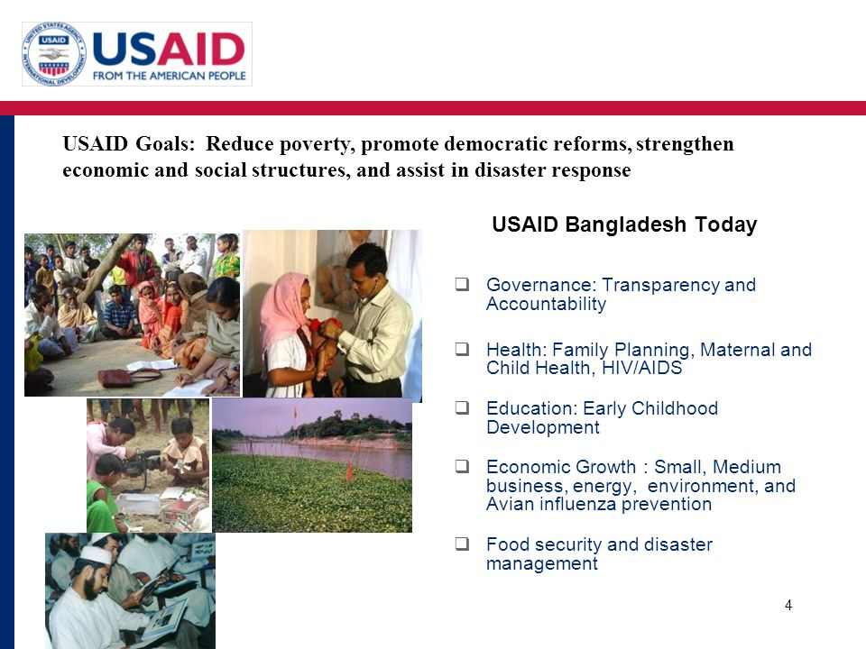 USAID Bangladesh Today