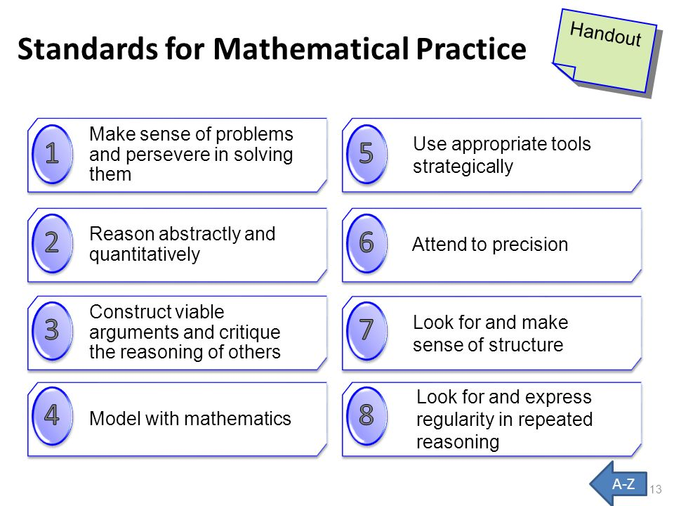 standards for mathematical practice pdf