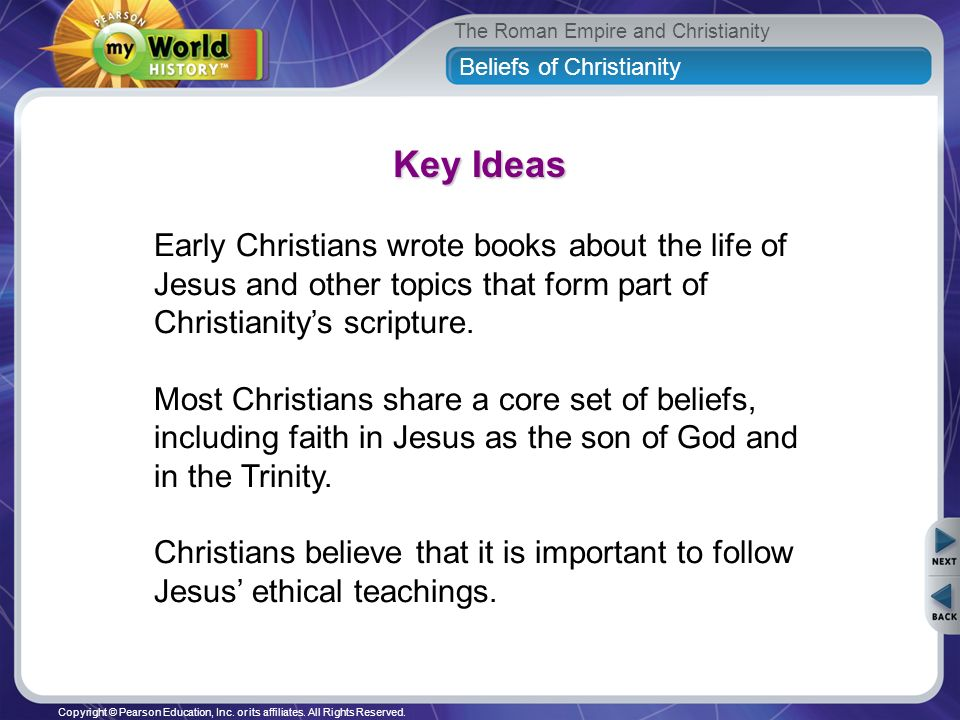 an analysis of the topic of the early christianity doctrine Early church history 101 - critique of the doctrine of the trinity: christianity's self-inflicted wound, by anthony buzzard.