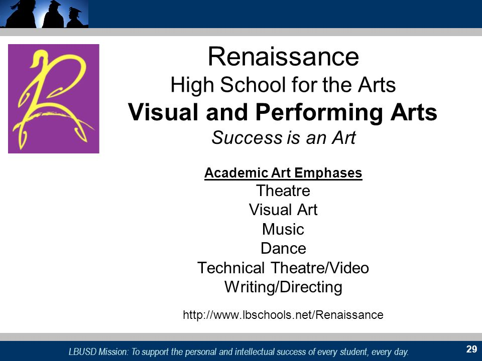 Renaissance High School for the Arts