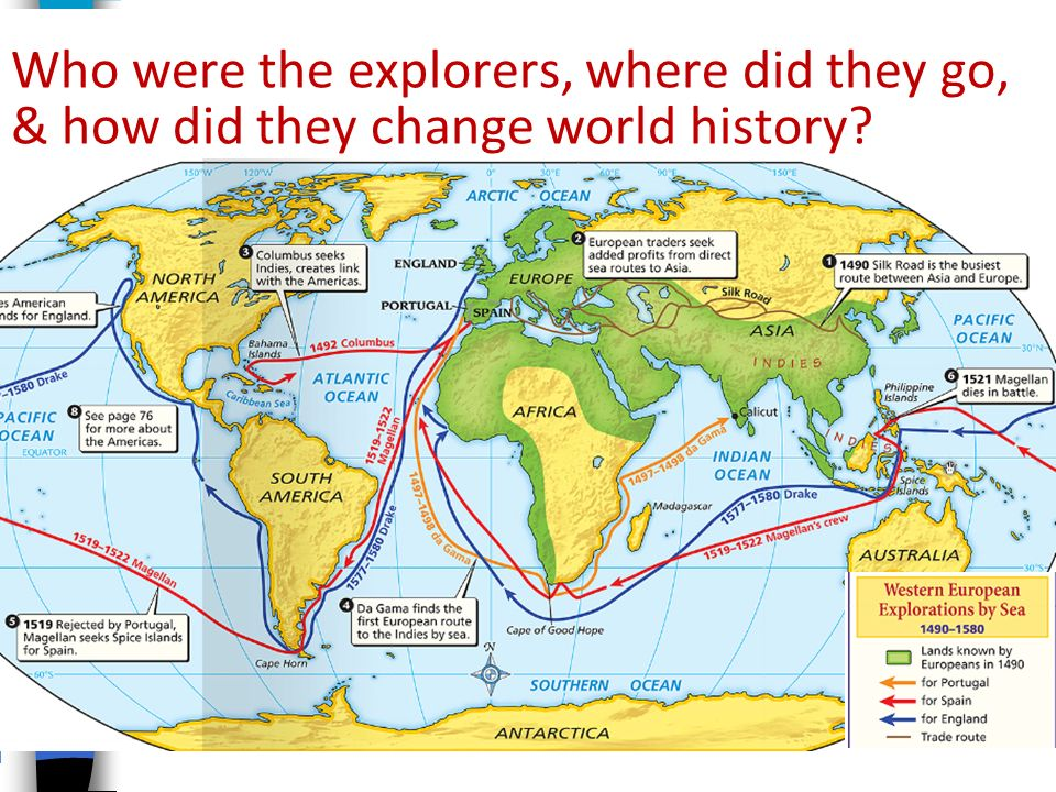Era Age Of Discovery World History Ppt Video Online Download - Where is portugal in the world
