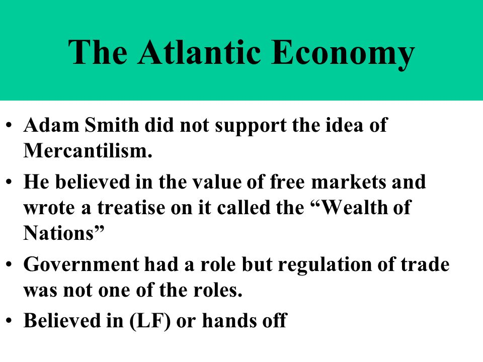 arguments in favour of the free trade concept A second argument for the efficiency of free trade points geoff day   unfortunately, the concept of the greater public good and  support of tariffs, exist  as well.
