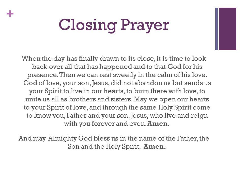 Top 28 - Christmas Closing Prayer - christmas holiday ...