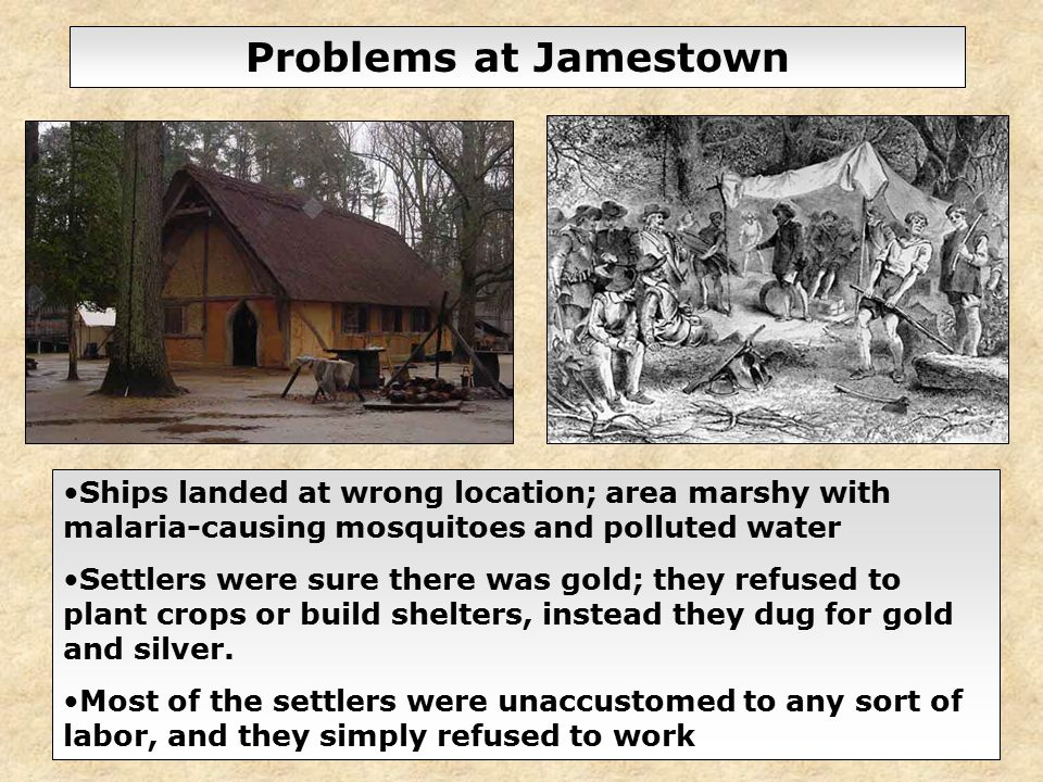"""the labor problem at jamestown 1-introduction in the article ' the labor problem at jamestown' edmund s morgan discusses the lackadaisical efforts of the newly settled english in jamestown, virginia, however brings to question the previous english economy and its role in their """" idleness"""" morgan questions the first settler's work ethic despite being."""